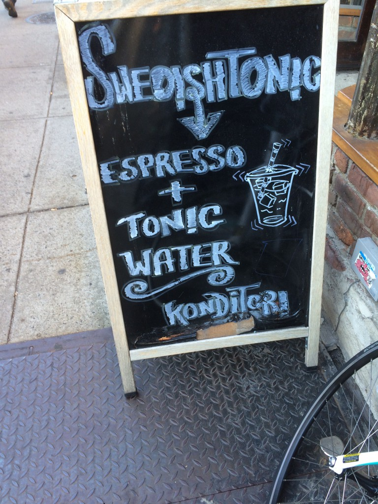 Swedish Tonic